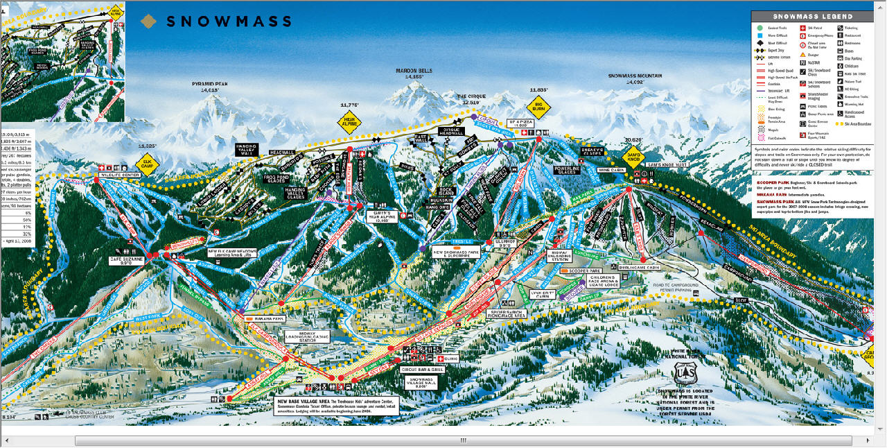 map of colorado ski areas with Snowmass Trailmap on Piste Map furthermore Colorado Elevation Map moreover Stevens Pass Ski Trail Map as well Steamboat 20Smokehouse likewise The Best Ski Town Celebrations For New Years Eve.